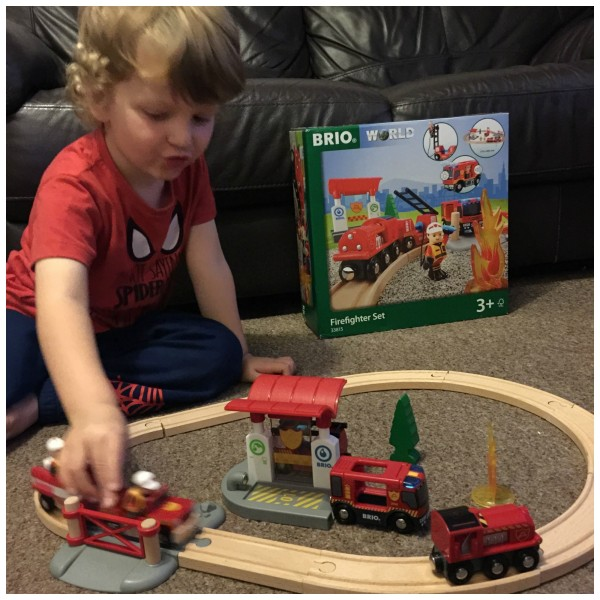 Brio Rescue Range Review