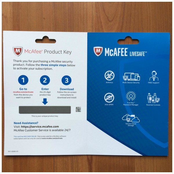 Keep Safe Online with McAfee 2