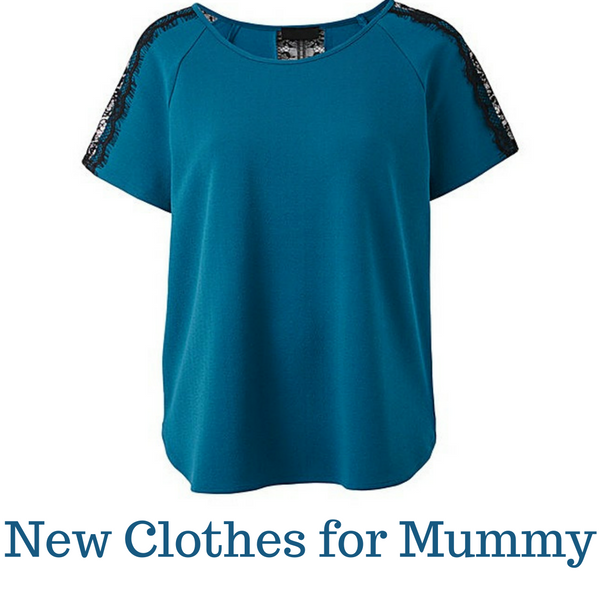 New Clothes for Mummy