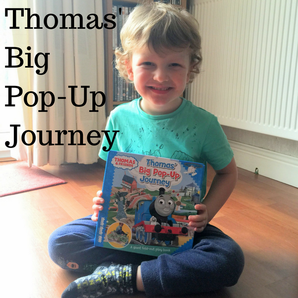 Thomas' Big Pop-Up Journey