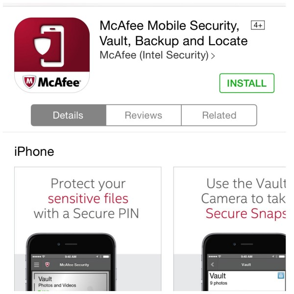 Keep Safe Online with McAfee
