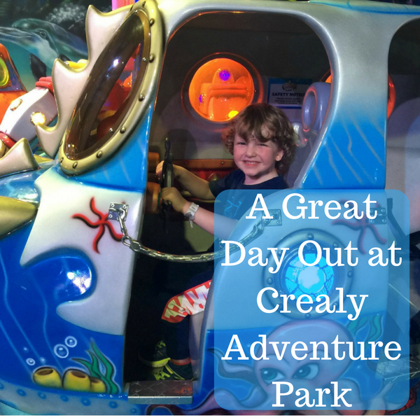 A Great Day Out at Crealy Adventure Park