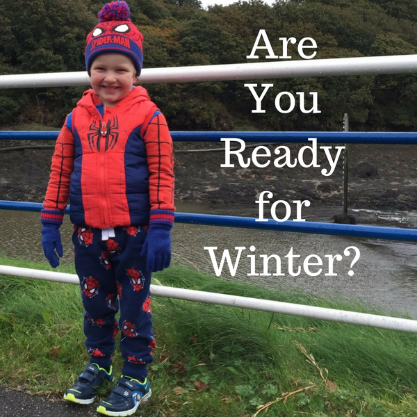 Are You Ready for Winter