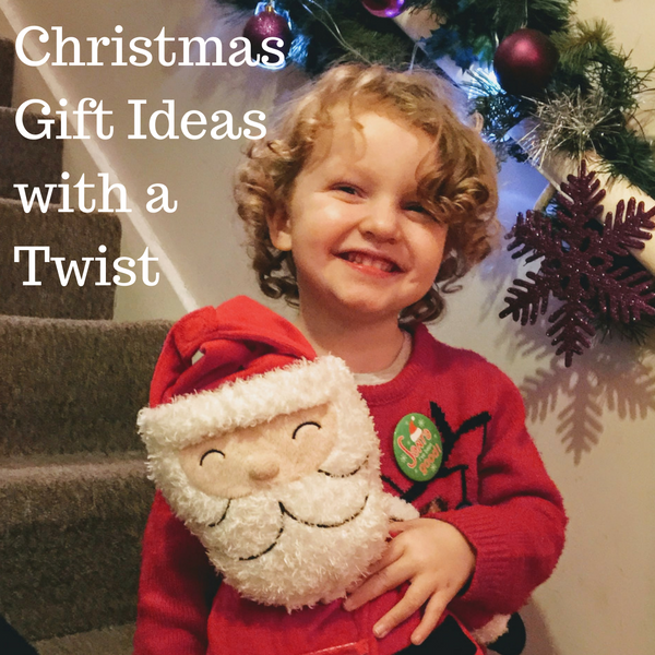 Christmas Gift Ideas with a Twist