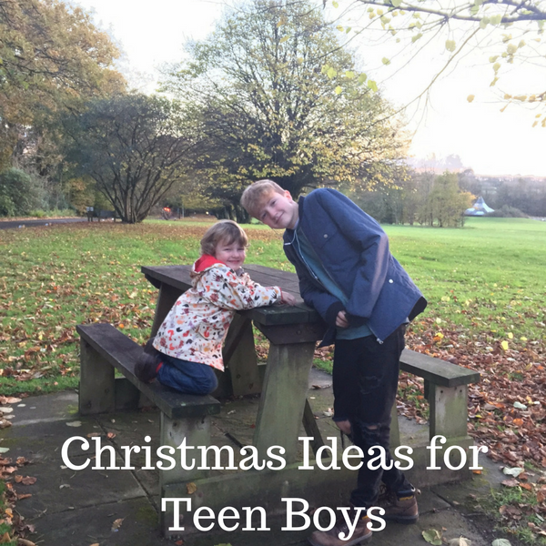 Christmas Ideas for Teen Boys