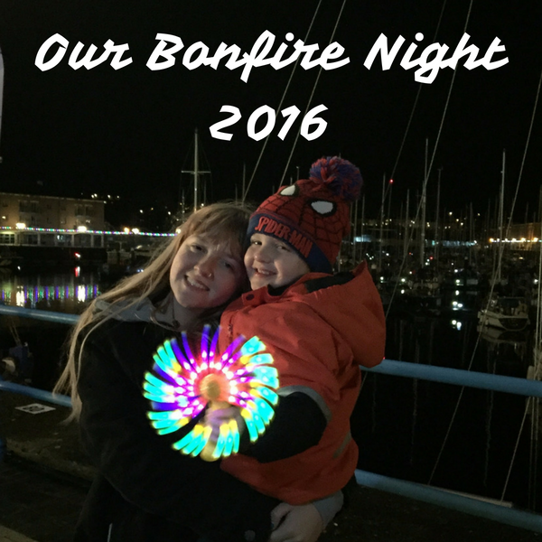 Our Bonfire Night 2016