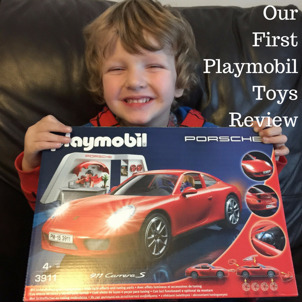 Our First Playmobil Toys Review