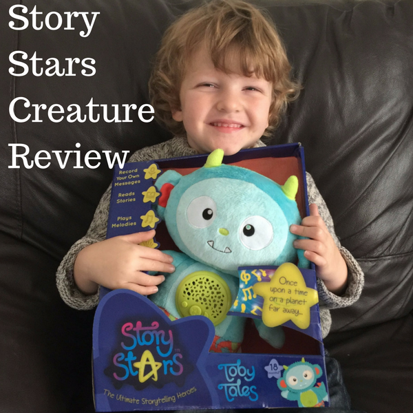 Story Stars Creature Review