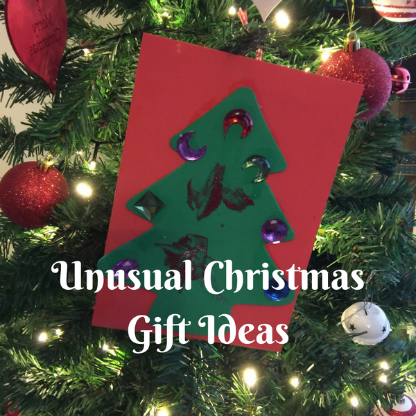 Unusual Christmas Gift Ideas