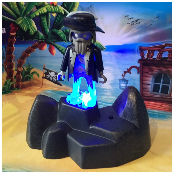 playmobil pirate treasure advent calendar 7