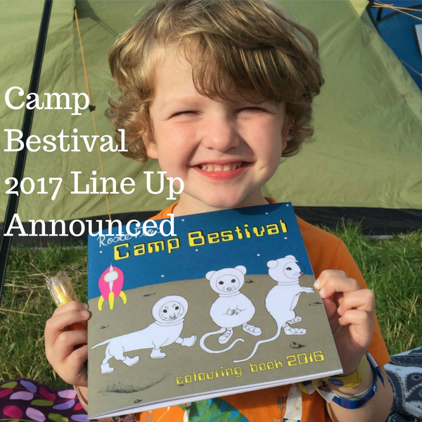 Camp Bestival 2017 Line Up Announced
