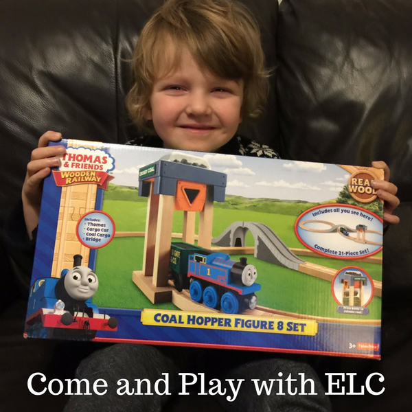 Come and Play with ELC