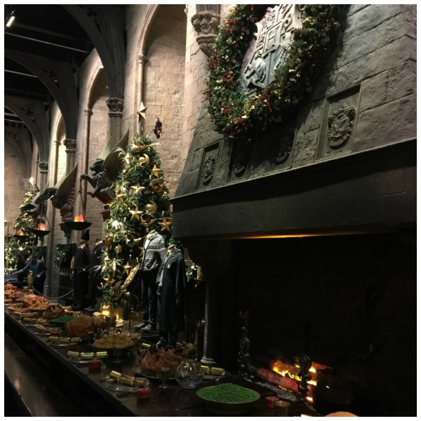 Hogwarts in the Snow and 2017 Events