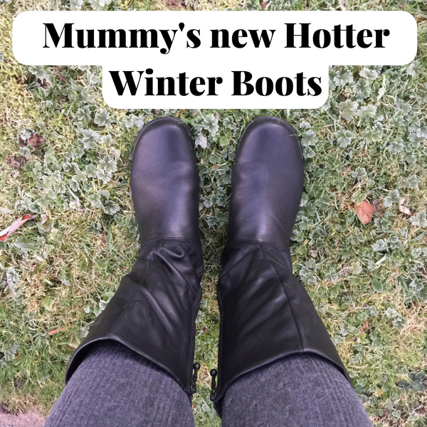 Hotter Winter Boots
