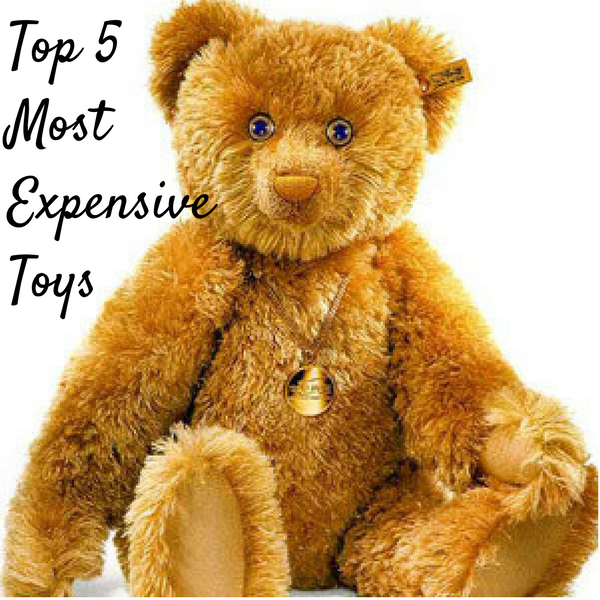 Top 5 Most Expensive Toys