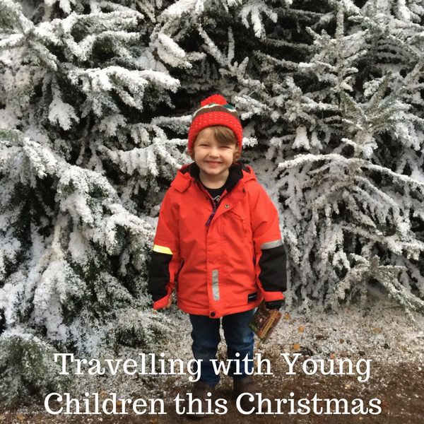 Travelling with Young Children this Christmas