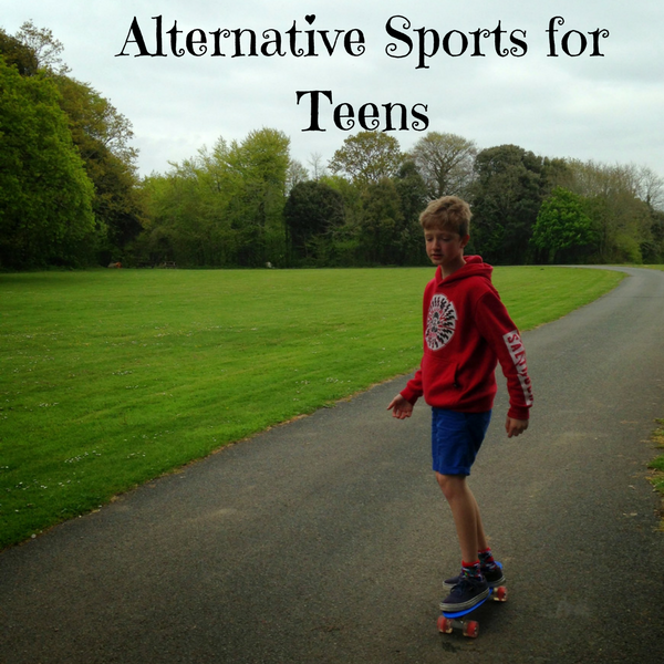 Alternative Sports for Teens