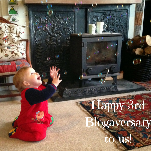 Happy 3rd Blogaversary to us!