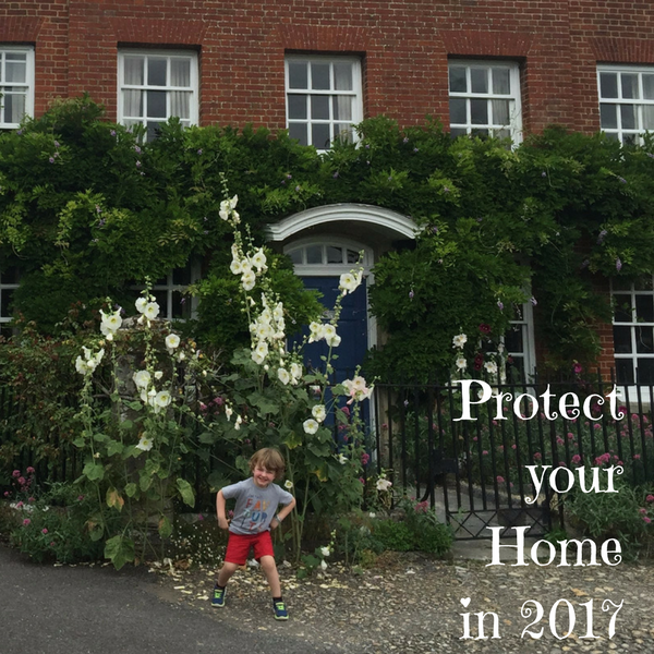 Protect your Home in 2017