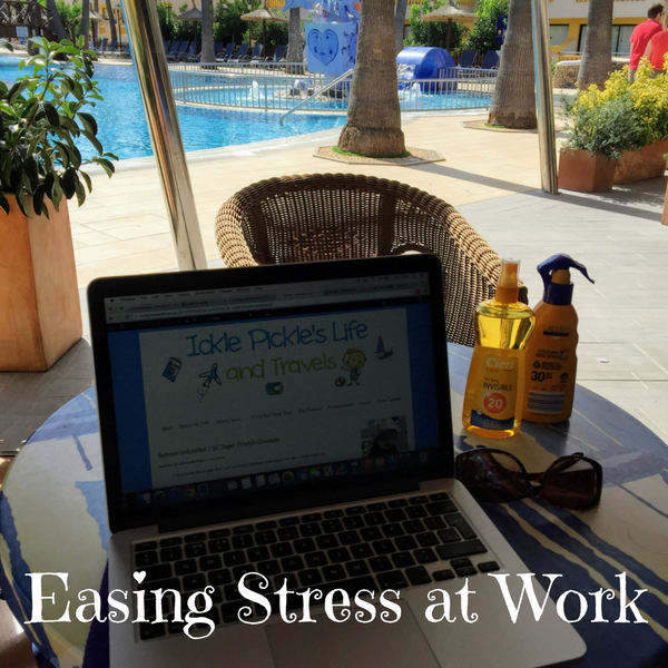 Easing Stress at Work