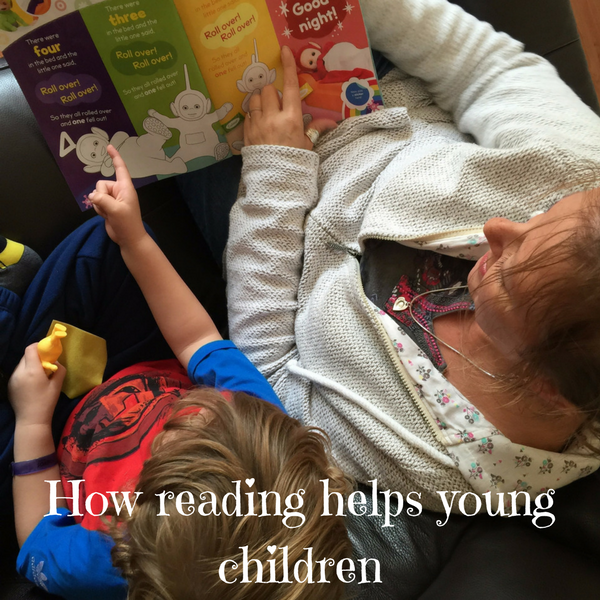 How reading helps young children