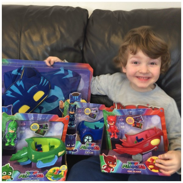 PJ Masks Toys Review 2