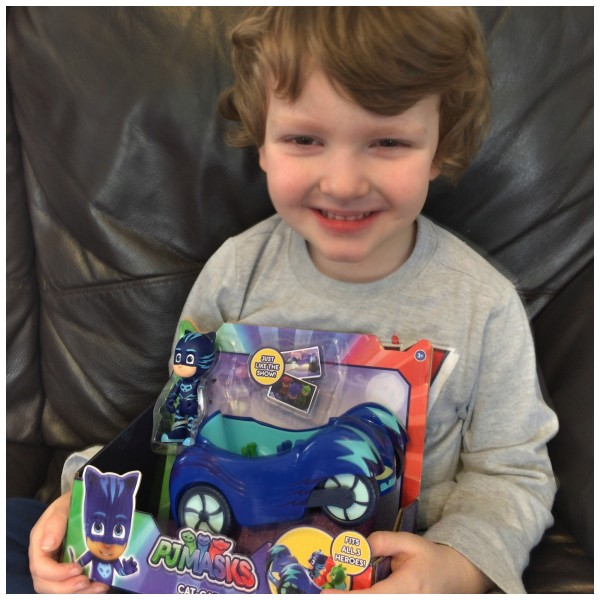 PJ Masks Toys Review 4