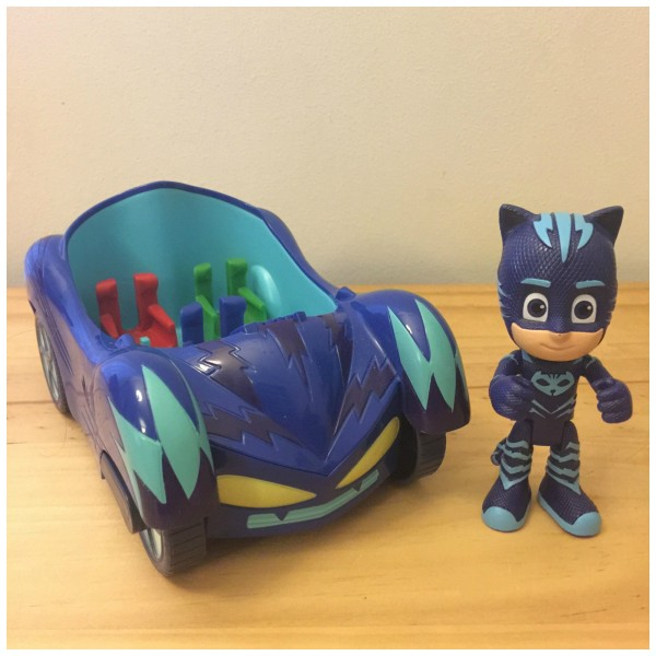 PJ Masks Toys Review