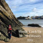 Weekly Catch Up 19 - 25 February 2017