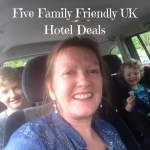 Five Family Friendly UK Hotel Deals