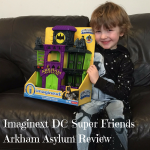 Imaginext DC Super Friends Arkham Asylum