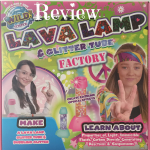 Lava Lamp and Glitter Tube Factory