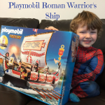 Roman Warrior's Ship