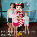Top Tips for your first visit to Walt Disney World