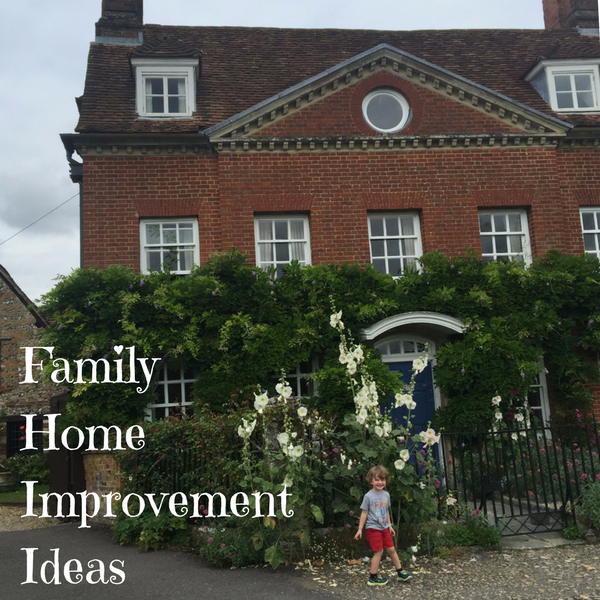 Family Home Improvement Ideas