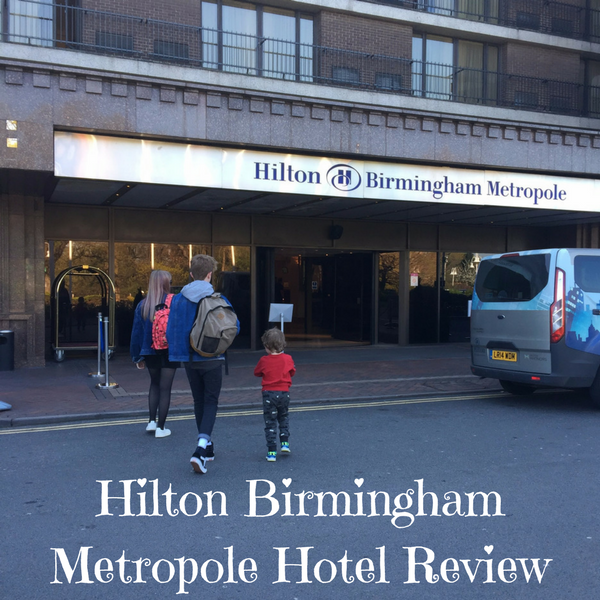 Hilton Birmingham Metropole Hotel Ickle Pickles Life And