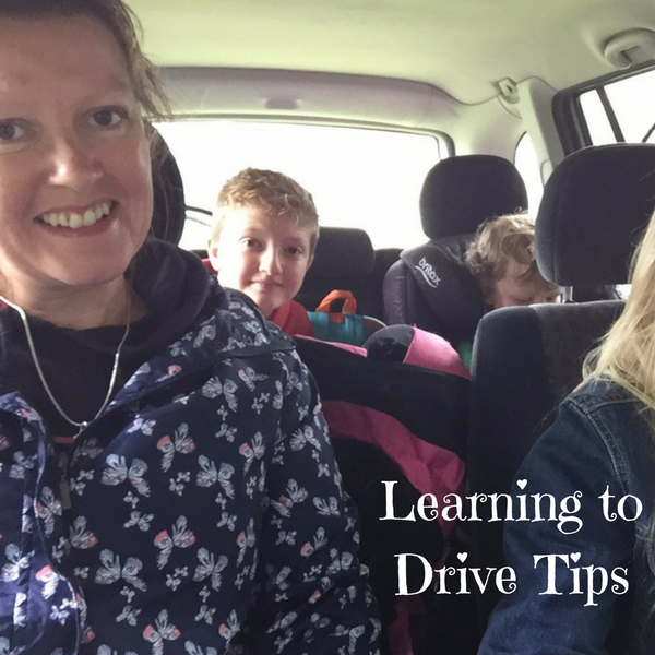 Learning to Drive Tips