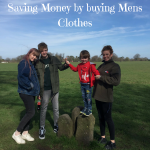 Saving Money by buying Mens Clothes