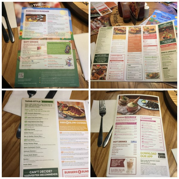 Harvester Restaurants