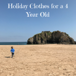 Holiday Clothes for a 4 Year Old