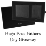 Hugo Boss Father's Day Giveaway
