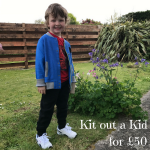 Kit out a Kid for £50