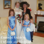 Our Essential Guide to Children and Weddings