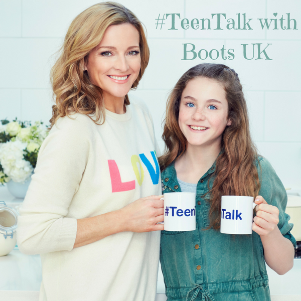 #TeenTalk with Boots UK