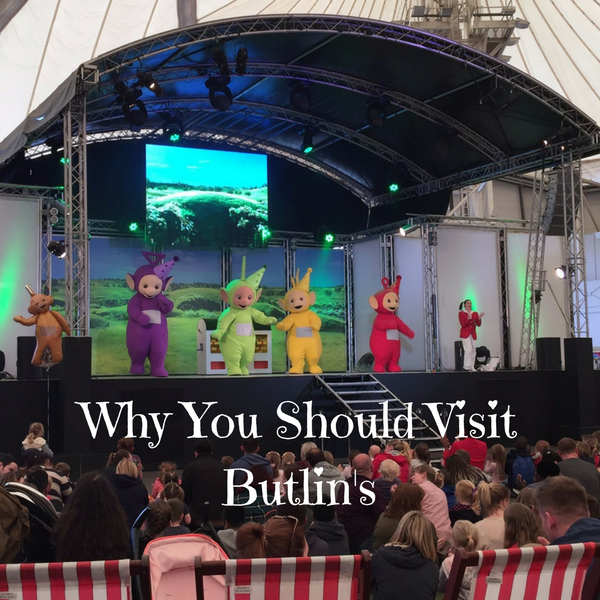 Why You Should Visit Butlin's