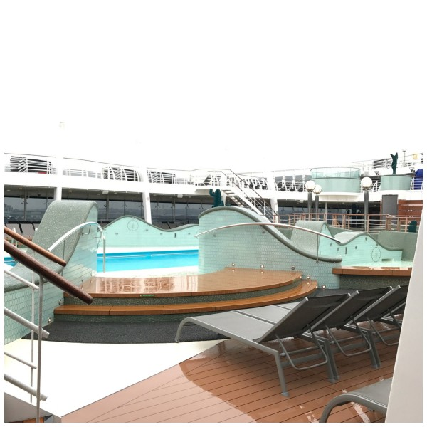 msc preziosa pool