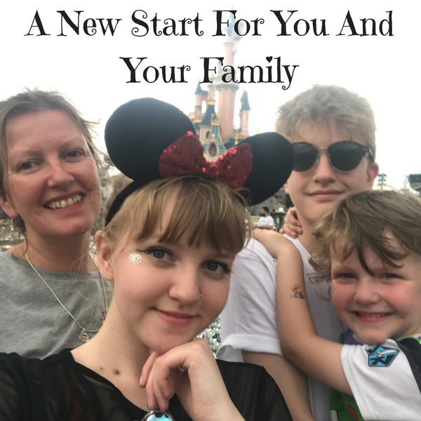 A New Start For You And Your Family