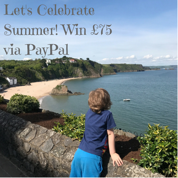 Let's Celebrate Summer! Win £75 via PayPal