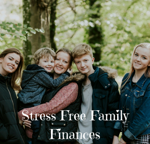 Stress Free Family Finances