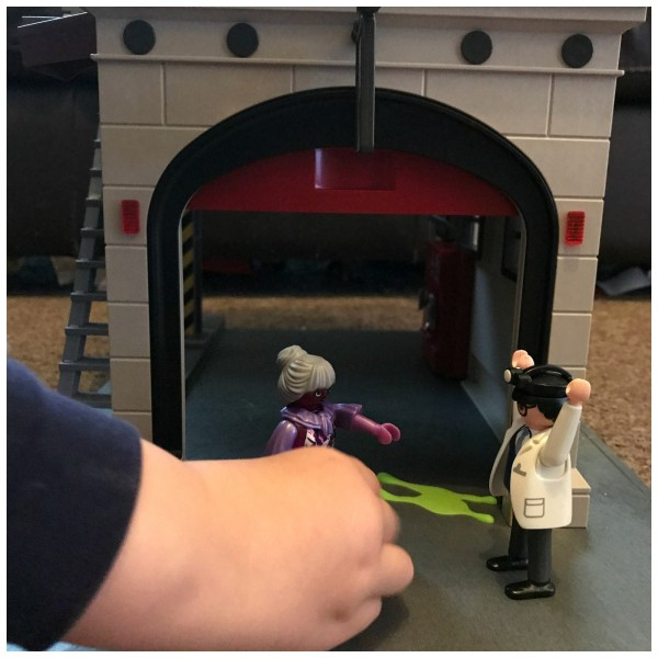 playmobil ghostbusters 5